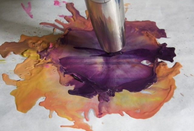 melted crayons: good or bad news?
