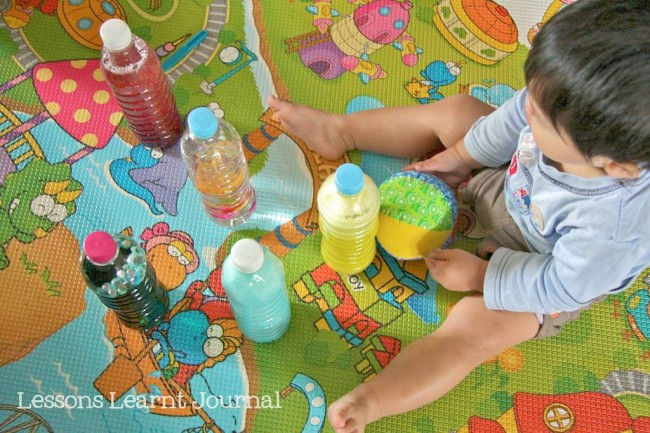 Baby Play Discovery Bottles Lessons Learnt Journal 01 (1)