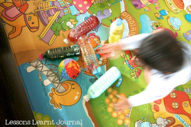 Baby Play Discovery Bottles Lessons Learnt Journal 02 (1)