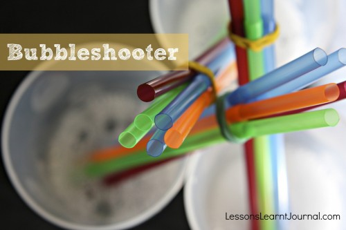 Lessons Learnt Journal: Do It Yourself Bubble Shooter