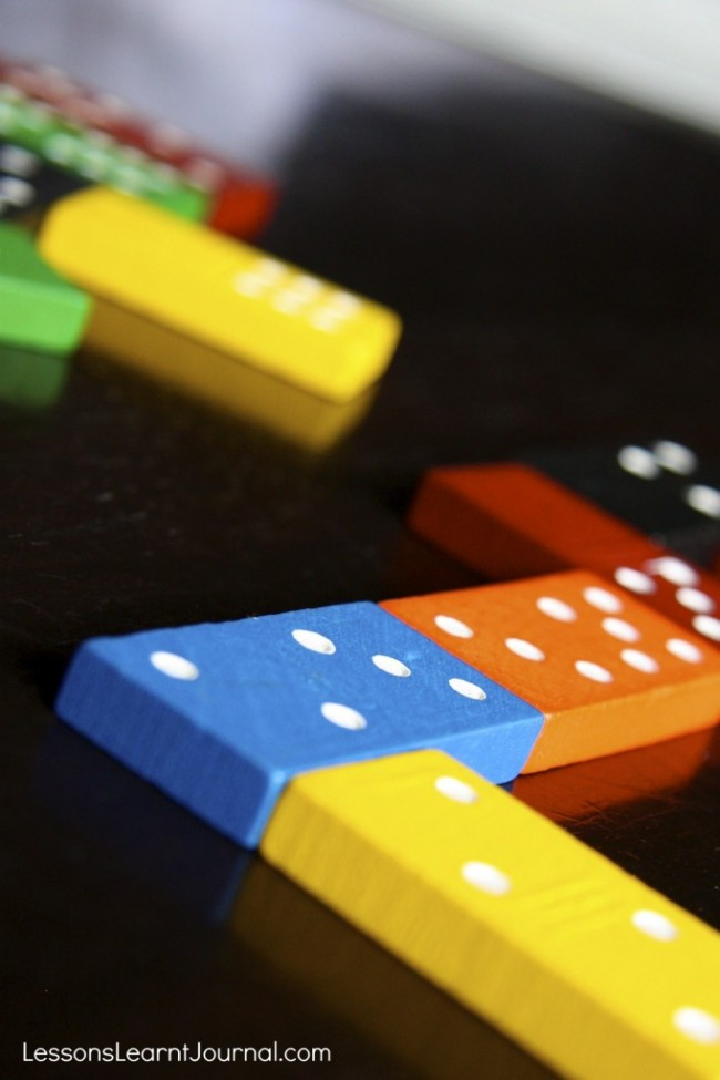 Domino Games With Dots