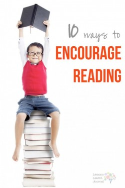 Ten Ways to Encourage Reading via Lessons Learnt Journal (1)