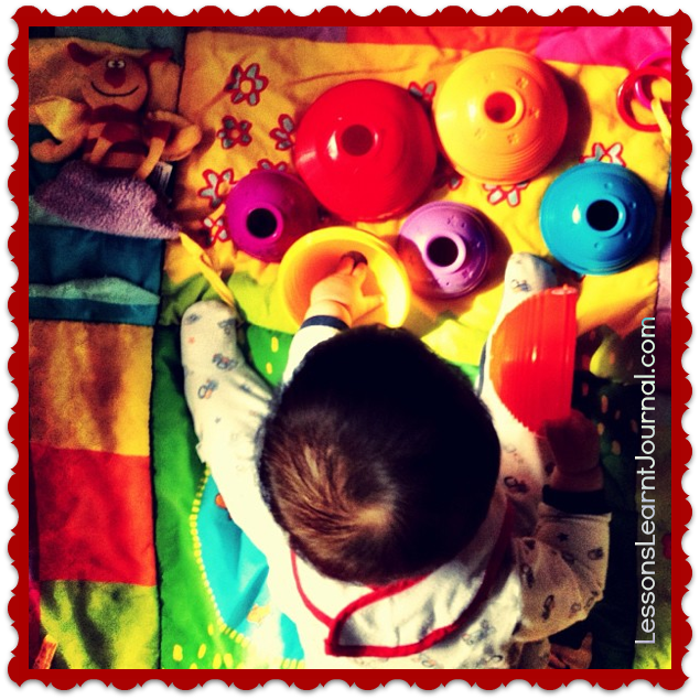 Baby Play LessonsLearntJournal