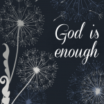 God Is Enough LessonsLearntJournal (2)