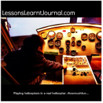 Taking Learning On the Road LessonsLearntJournal