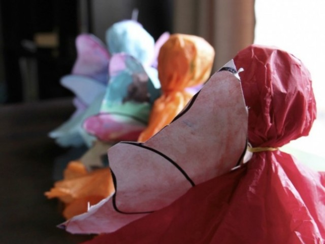 Christmas Crafts for Kids: Angels