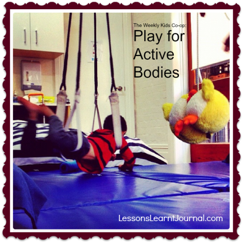 @LLJournal: Play for Active Bodies