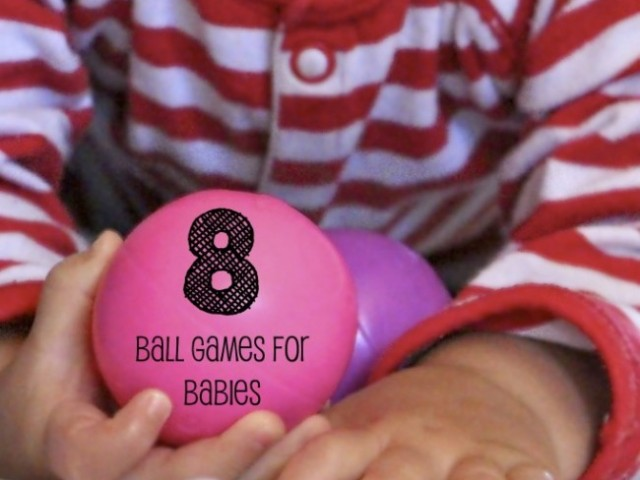 Baby Toys: Ball Games for Babies