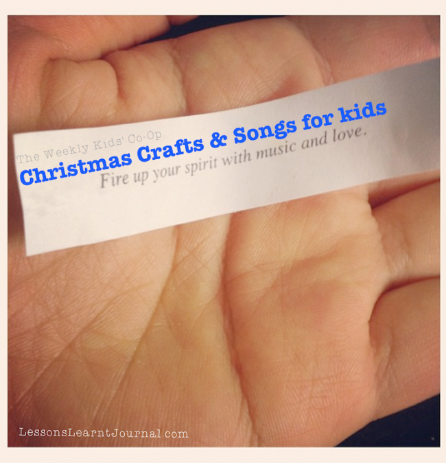 Christmas Crafts and Songs for Kids LessonsLearntJournal (1)