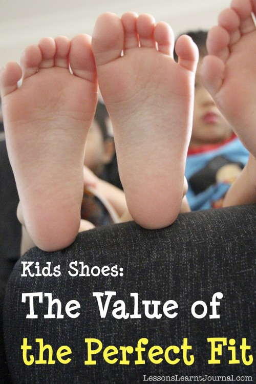 Kids Shoes: The Value Of The Perfect Fit