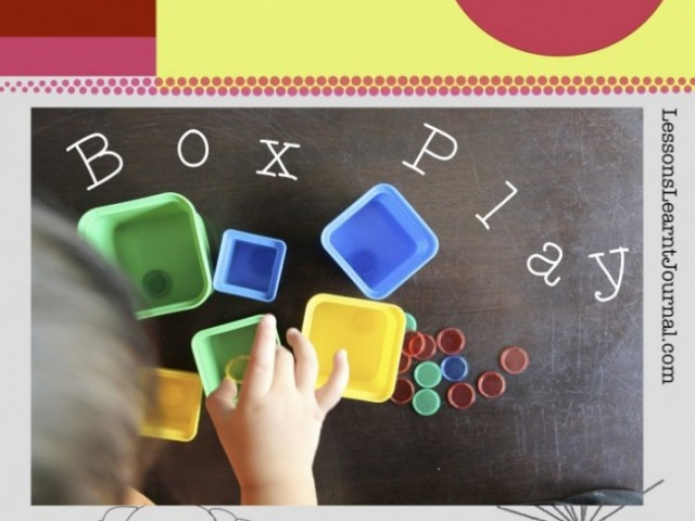 Math Games: Counting Boxes