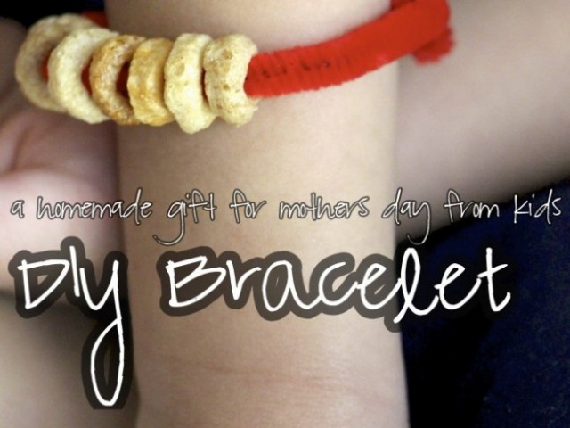 DIY Bracelets: Mothers Day Gifts