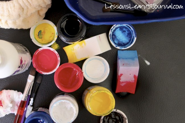 Face Painting DIY LessonsLearntJournal 04