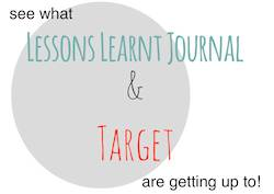 Target Blogger Ambassador Lessons Learnt Journal