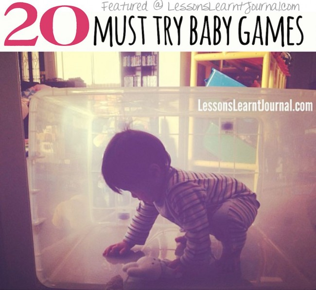 Baby Games Lessons Learnt Journal