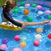Back Yard Water Park by Learning 4 Kids
