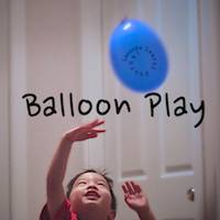 Balloon Play by Lessons Learnt Journal