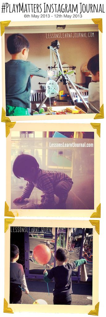 Play Matters Instagram Lessons Learnt Journal 20130510 (1)