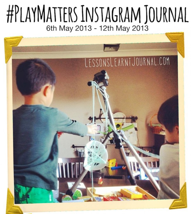 Play Matters Instagram Lessons Learnt Journal 20130510 (2)