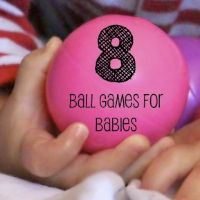 Ball Games for Babies by Lessons Learnt Journal