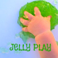 Jelly Play by Playing and Learning Begins at Home