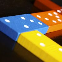 Games with Dots, Dominoes by Lessons Learnt Journal
