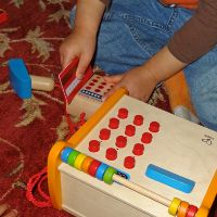 Math Practice Through Pretend Play by Gift of Curiosity