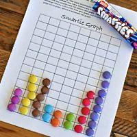 Activities for Children: Maths Games Smarties Rekenen