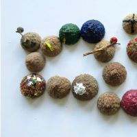 Acorn Number and Balancing Game by Learn with Play at Home