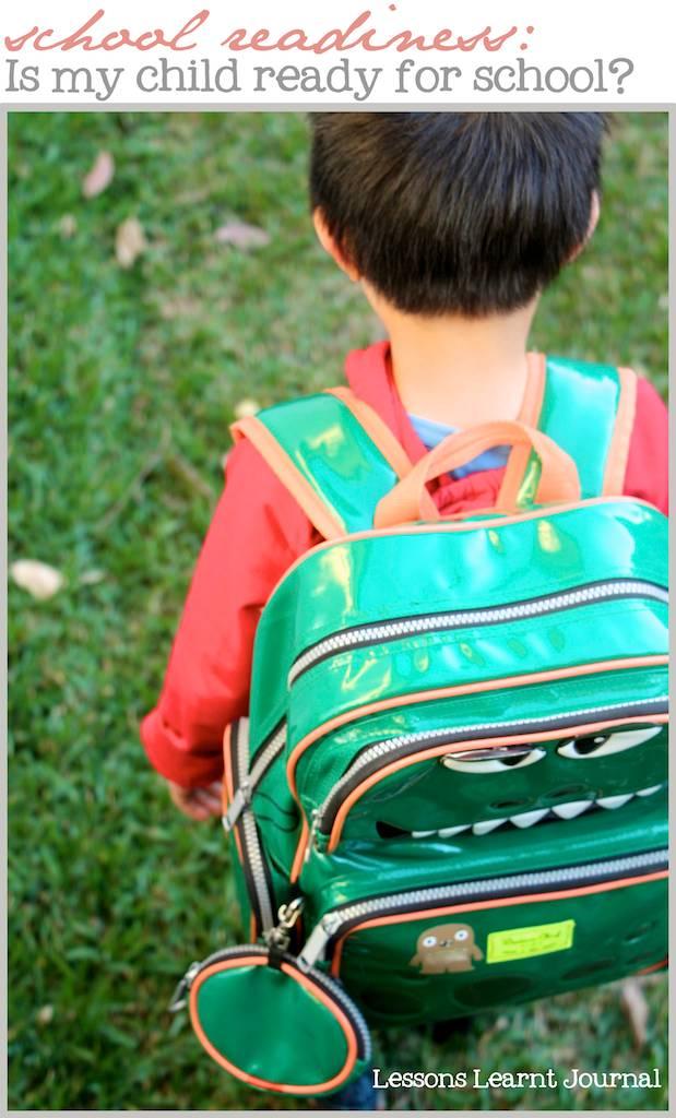 Elementary School When To Start School Lessons Learnt Journal (1)