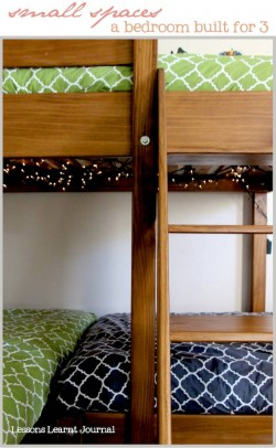 Kids Beds for Small Spaces Lessons Learnt Journal (2)