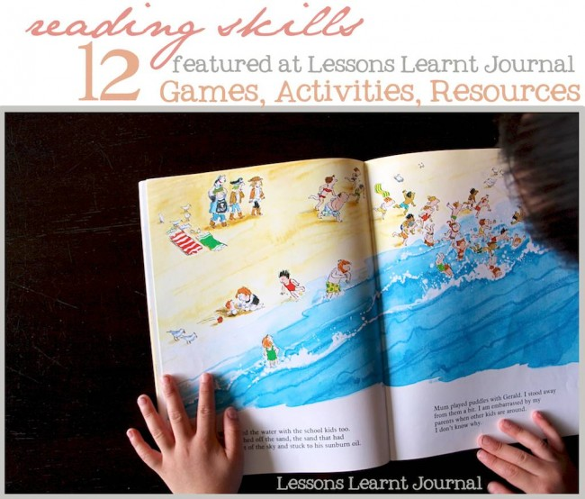 Reading Lessons Learnt Journal 20130604
