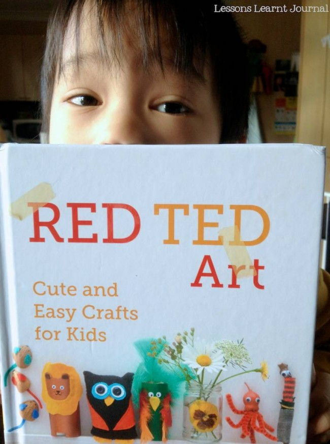 Kids Art and Craft Book
