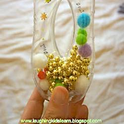 DIY Baby Rattle by Laughing Kids Learn