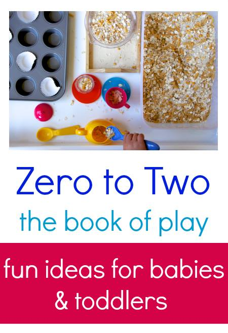 Games for Kids Zero to Two Book fo Play via Lessons Learnt Journal 2