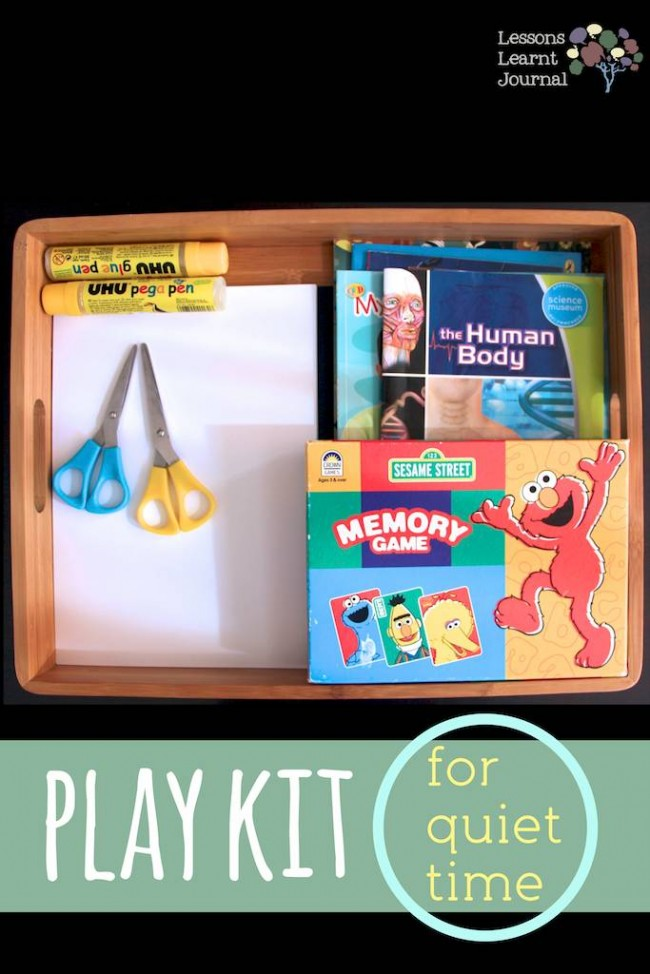 Play Kit for Quiet Time via Lessons Learnt Journal (1)