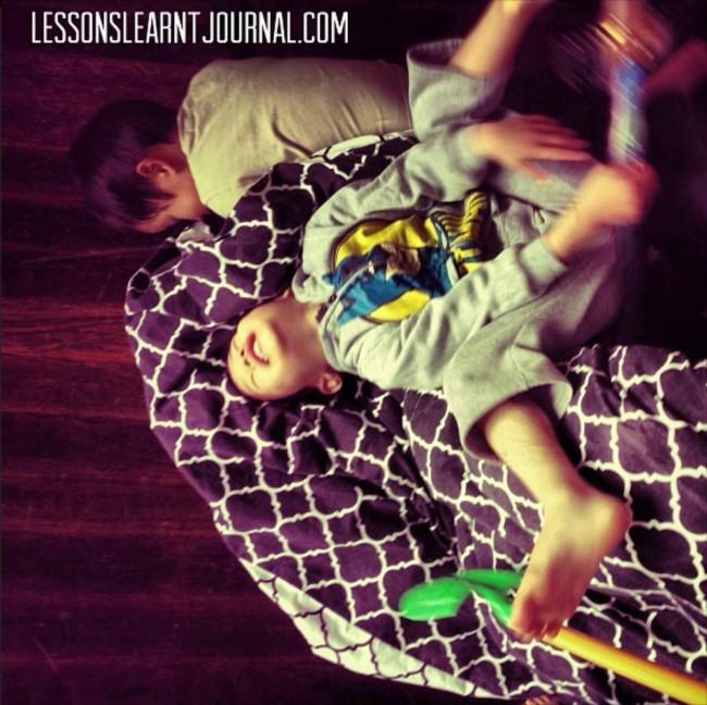Overjoyed via Lessons Learnt Journal
