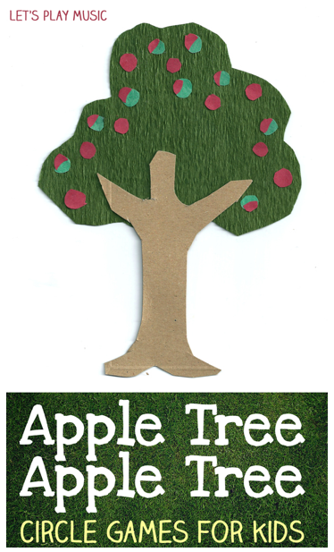 Apple Tree Circle Game via Lets Play Kids Music