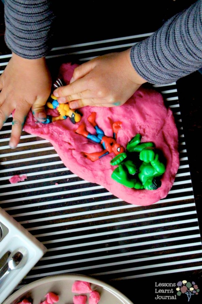 Rosewater Play Dough via Lessons Learnt Journal 06 (1)