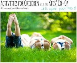 Activities for Children Kids CoOp LessonsLearntJournal (1)