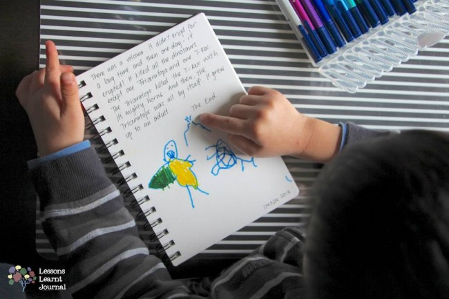 Writing Activities Writing Buddies for Reluctant Writers via Lessons Learnt Journal 03