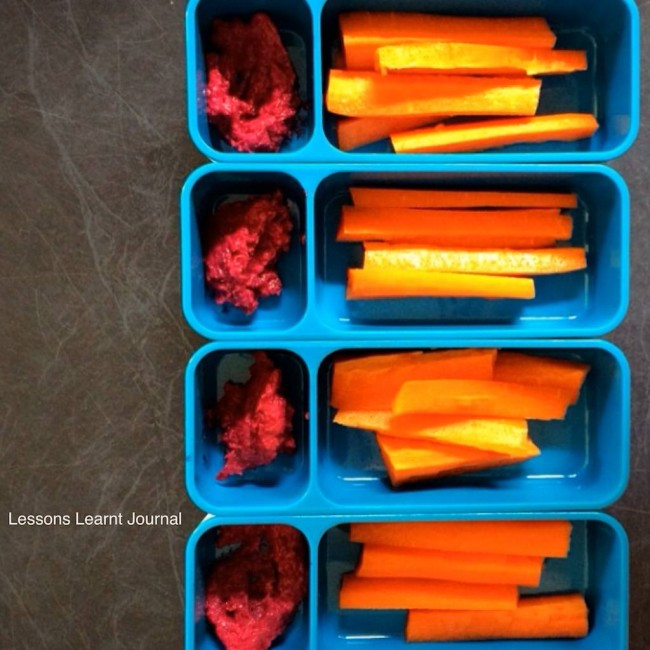 Lunch Ideas Everyday Snacks via Lessons Learnt Journal 04