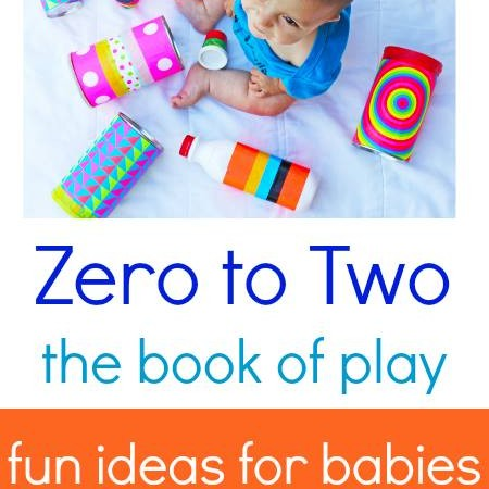 Games for Kids Zero to Two Book of Play via Lessons Learnt Journal 1