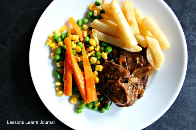 Easy Slow Cooker Recipes Honey Soy Lamb Chops Via Lessons Learnt Journal 03