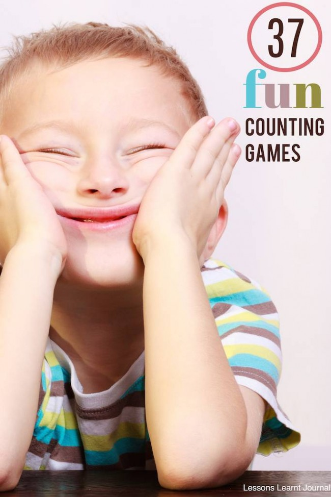 Counting 37 Fun Ways to Count via Lessons Learnt Journal