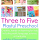 Games for Kids: Three to Five Playful Preschool eBook