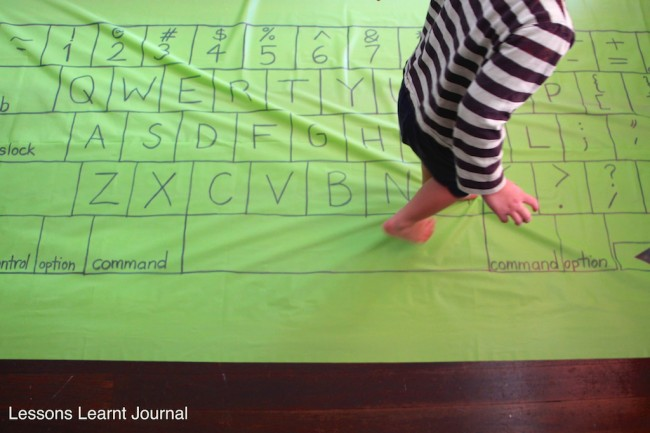 Sight Words via Lessons Learnt Journal 02