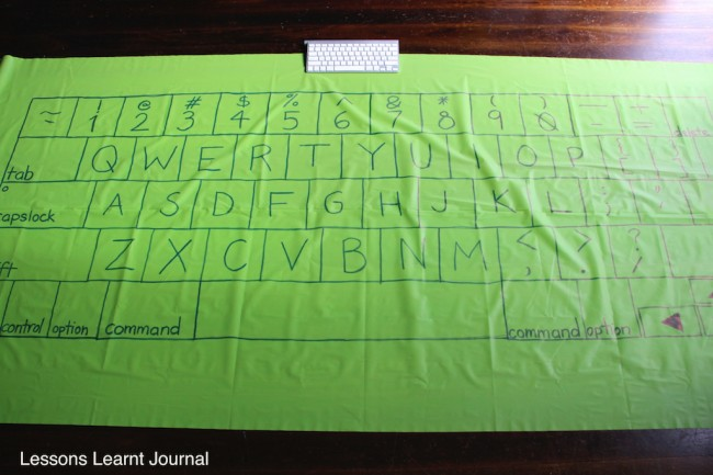 Sight Words via Lessons Learnt Journal 03