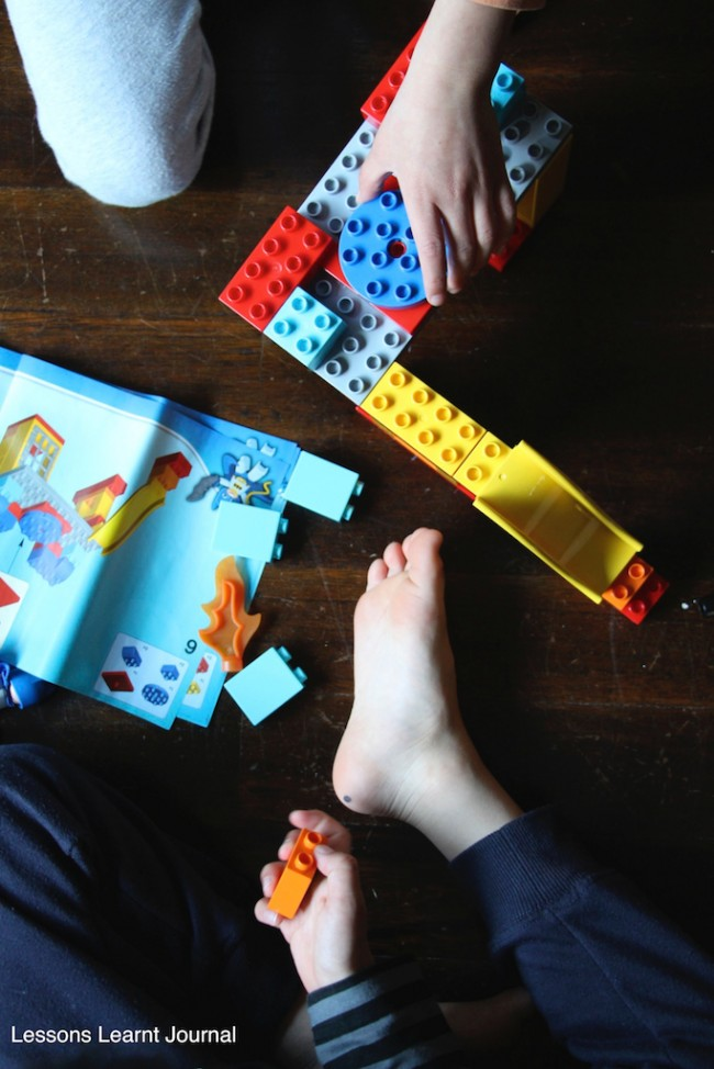 LEGO DUPLO Batcave Adventure Review and Giveaway via Lessons Learnt Journal 05