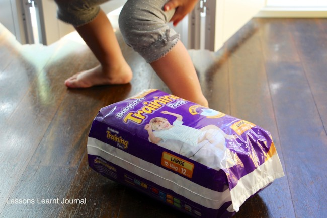 Signs of Potty Training Readiness via Lessons Learnt Journal 02